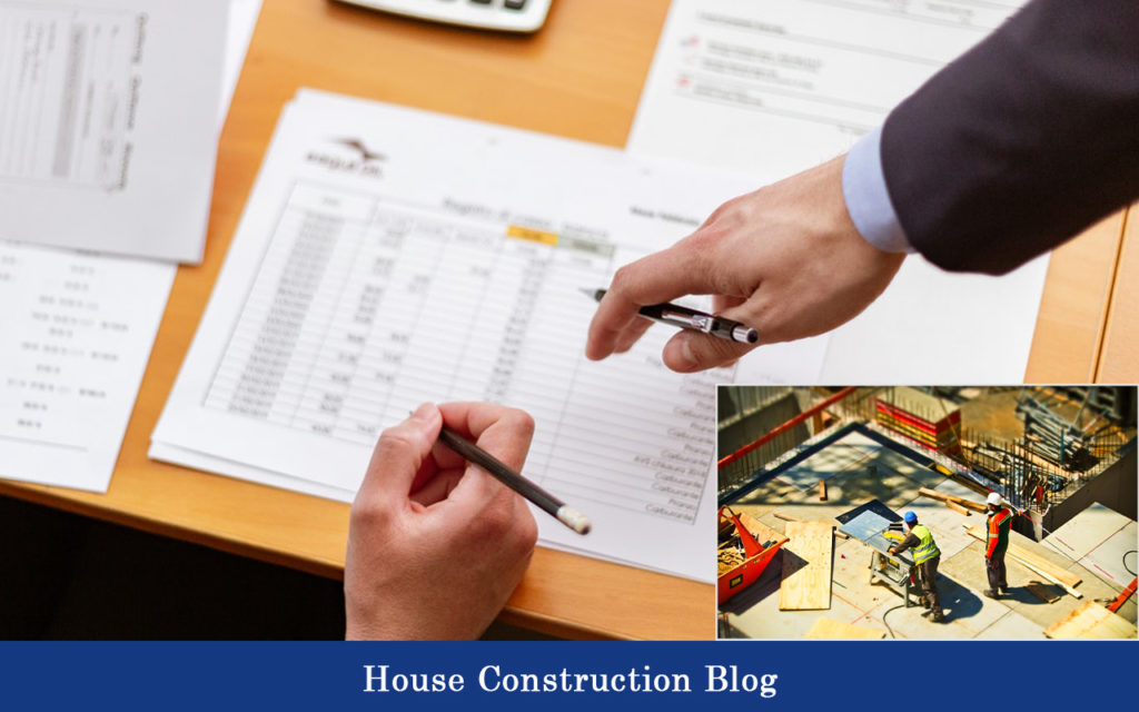 Cost calculation to Painted brick house