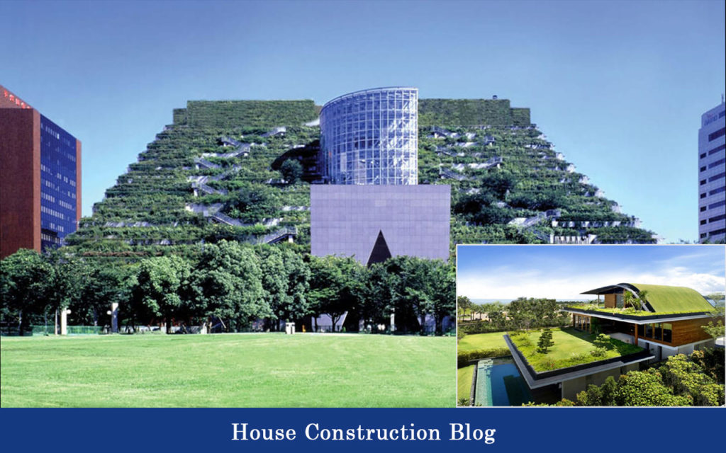 Green roof concept