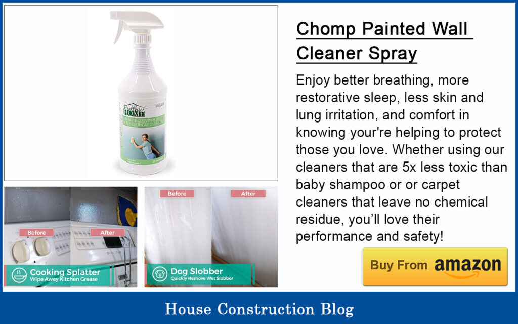 Chomp Painted Wall Cleaner Spray