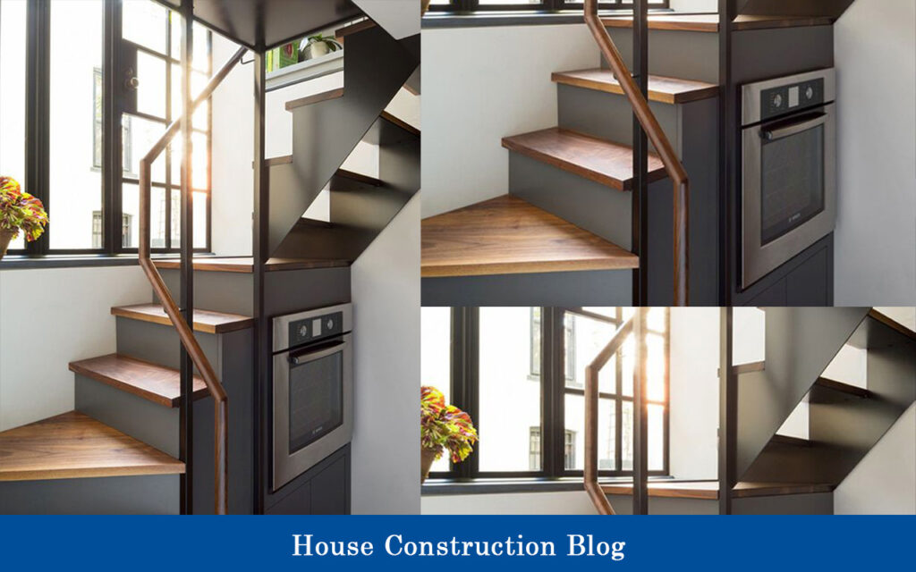 New modern staircase design for small spaces