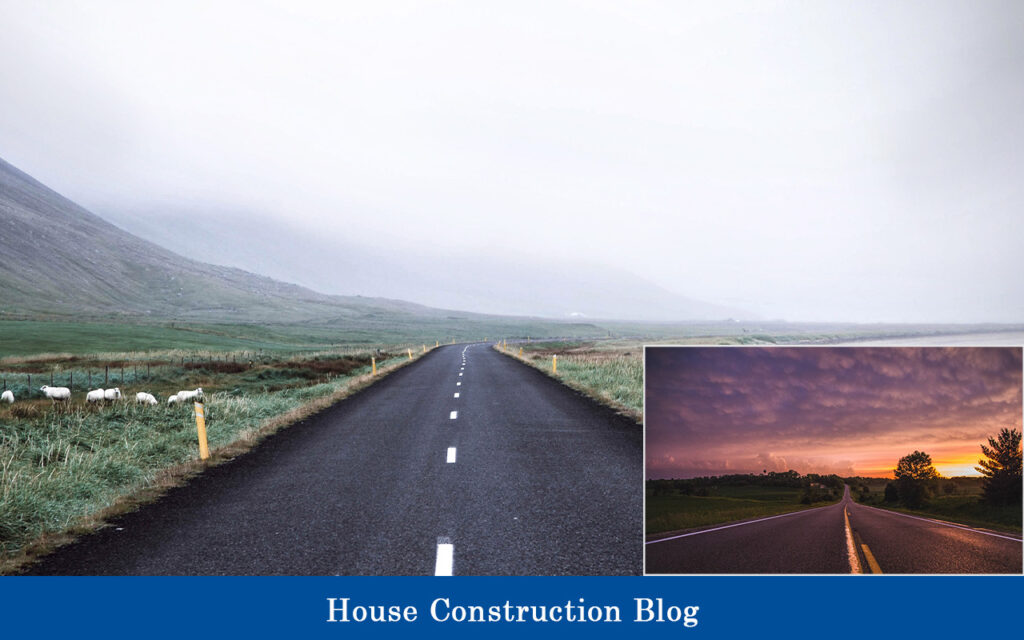 Cheapest state to buy a house - Access roads